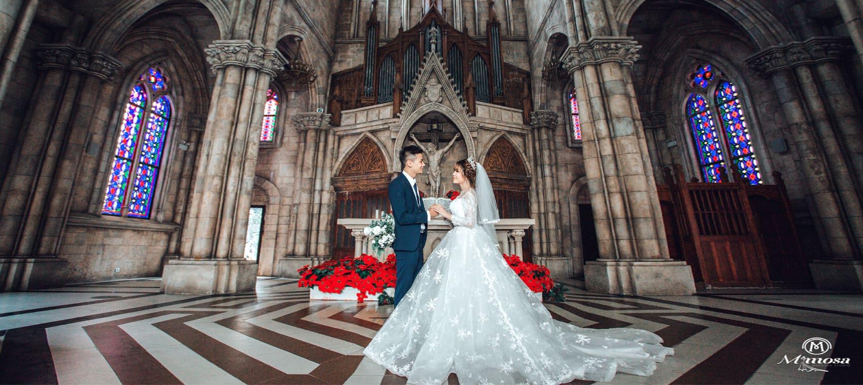 Studio chụp ảnh cưới đẹp hà Nội
