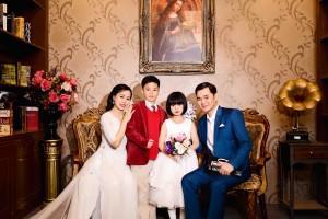 BÁO GIÁ Chụp ảnh gia đình kỷ niệm ngày cưới đẹp nhất Hà Nội 2019