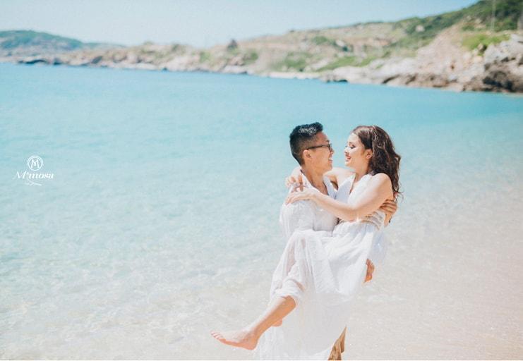 Album ảnh cưới đẹp đảo Cô Tô