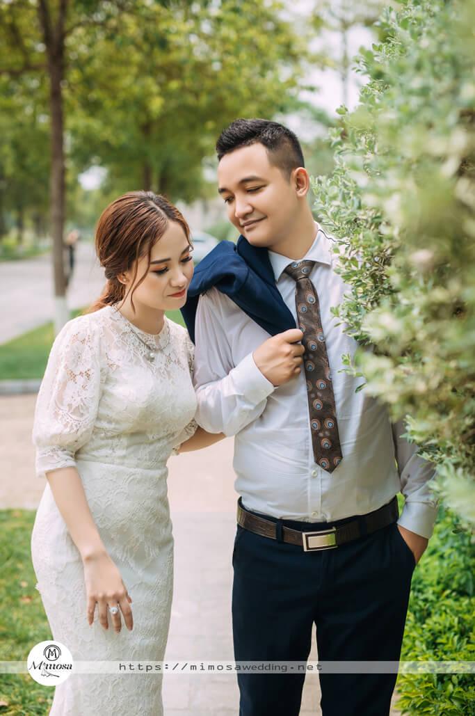 Từ A đến Z câu hỏi của các cặp đôi khi chụp ảnh cưới