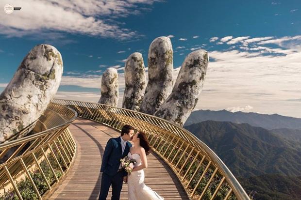 Những địa điểm chụp ảnh cưới không thể bỏ qua ở Đà Nẵng