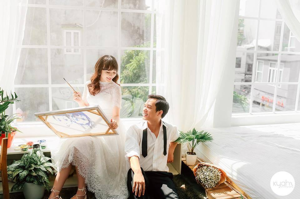 Bạn có nghĩ sẽ chụp ảnh cưới với phong cách vintage