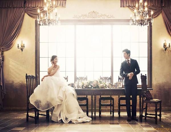 Đi đâu để có những bức ảnh cưới lãng mạn