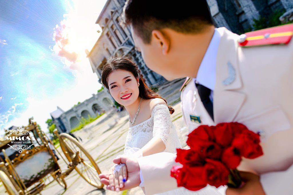 Cách chọn váy cưới cô dâu đẹp nhất