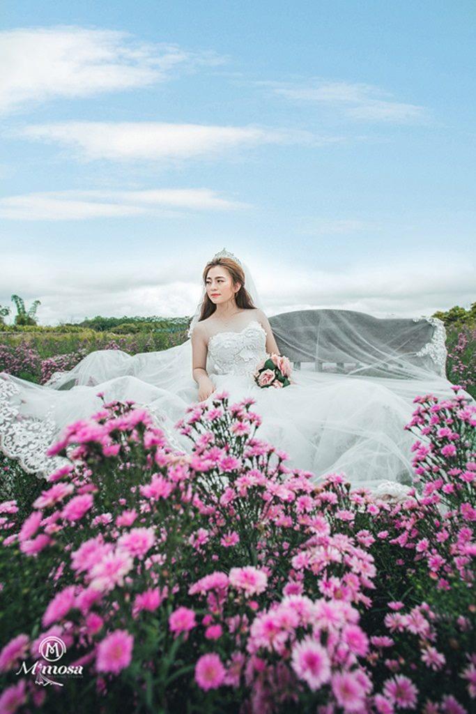Tại sao nên chọn váy cưới công chúa?