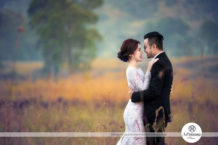 Kinh nghiệm chụp ảnh cưới Sapa ở địa điểm nào đẹp nhất?