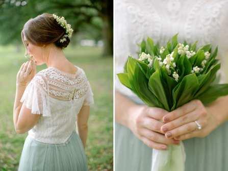 Hoa cưới không tung thì nên làm gì cho ngầu?
