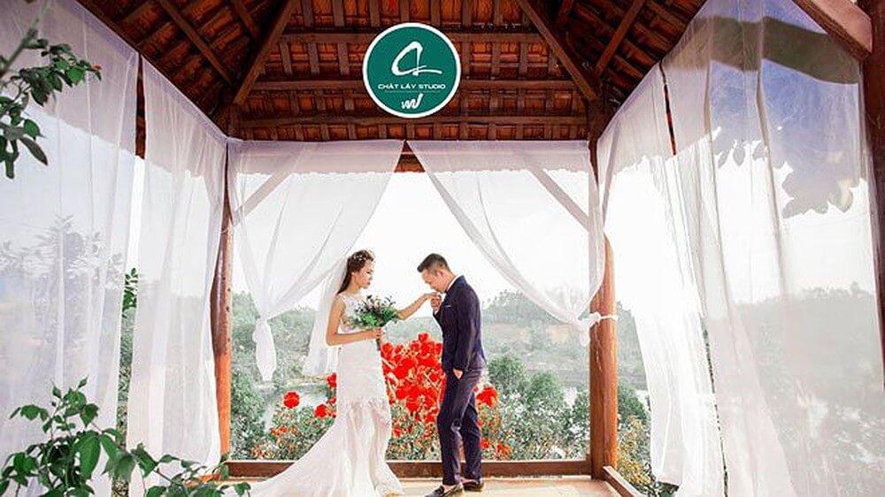 Top 3 studio và 10 địa điểm chụp ảnh cưới đẹp ở Vĩnh Phúc