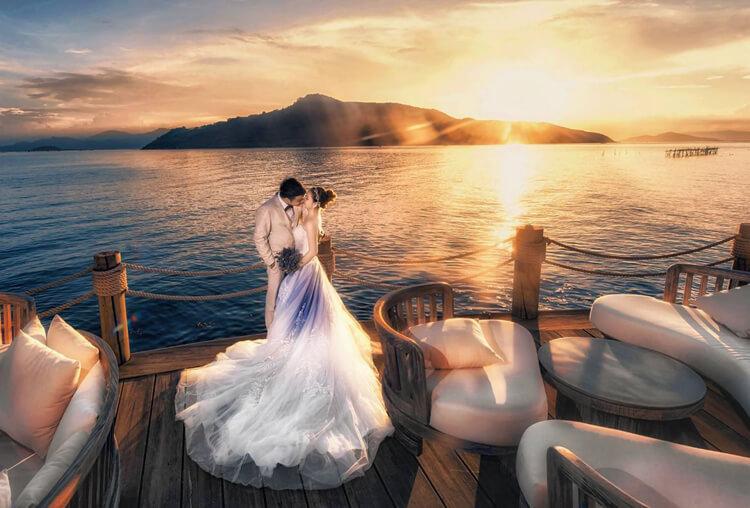 Top 5 địa điểm chụp ảnh cưới đẹp ở Nha Trang có tính phí