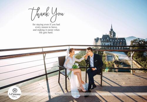 Lưu ý khắc cốt ghi tâm khi chụp ảnh để có bộ ảnh cưới đẹp như mơ