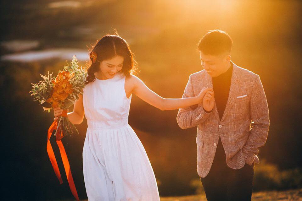 5 lưu ý khi chụp ảnh cưới ngoại cảnh ở Đà Lạt