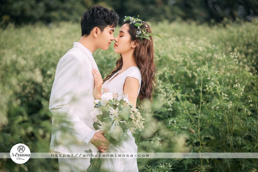 4 Kinh nghiệm chụp ảnh cưới tại Hà Nội bạn phải biết?