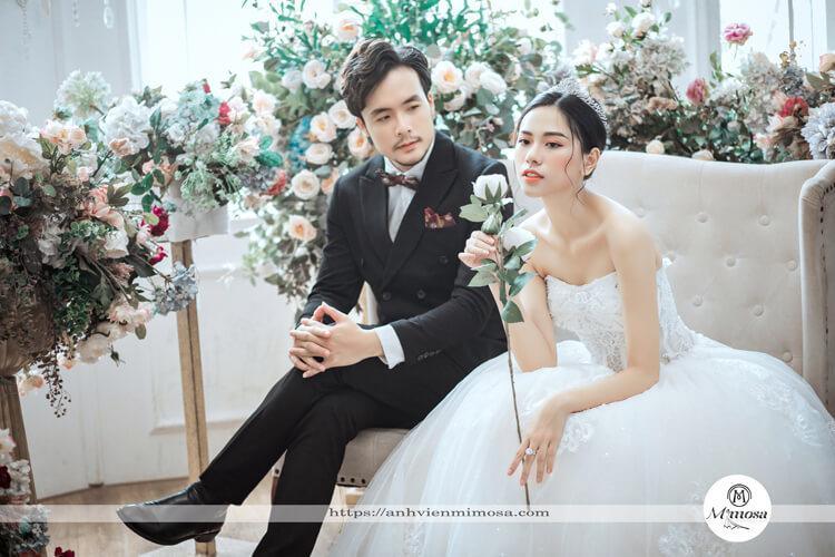 TOP 3 địa điểm chụp ảnh cưới đẹp ở Hà Nội 2019