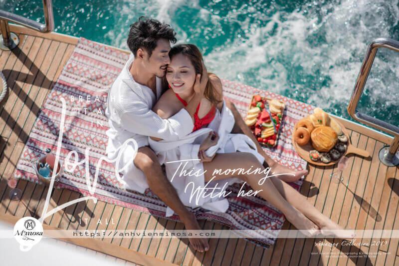 Có nên đi chụp ảnh cưới kết hợp tuần trăng mật tại Phú Quốc không?