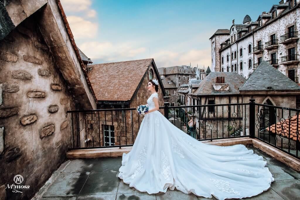 Top 7 địa điểm chụp ảnh cưới đẹp ở Bà Nà Hills Đà Nẵng