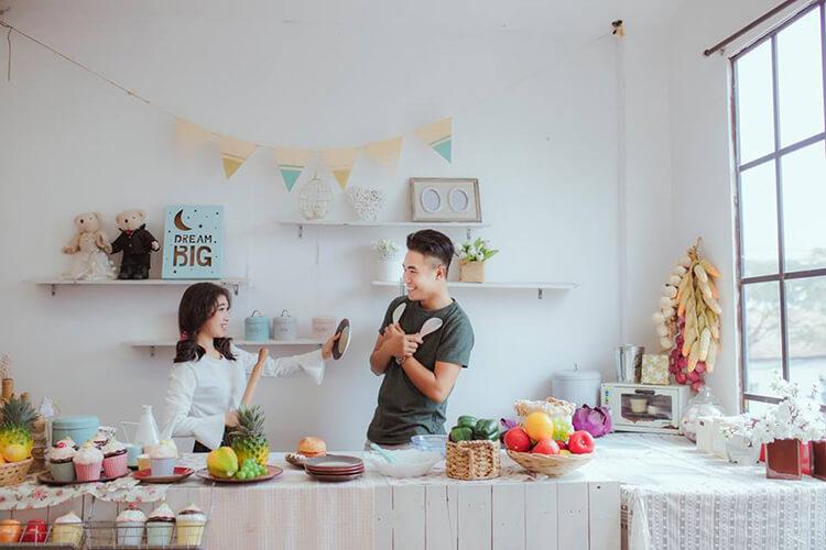 Nên học chụp ảnh cưới chuyên nghiệp ở đâu Hà Nội