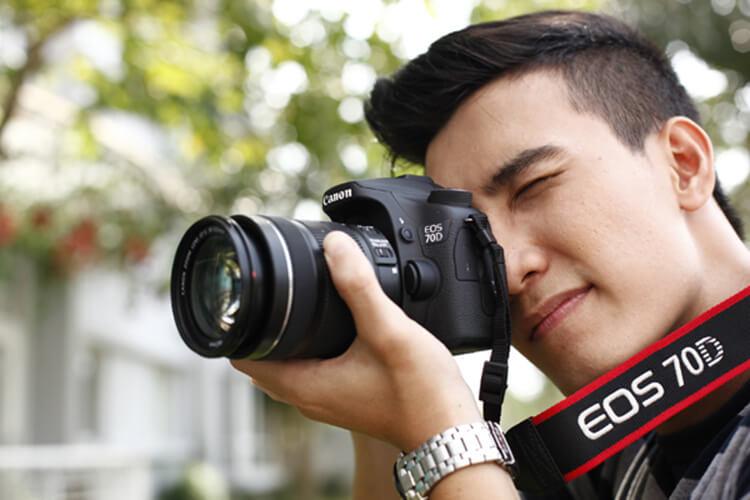 Tự học chụp ảnh cơ bản hay đến lớp cho người mới bắt đầu?