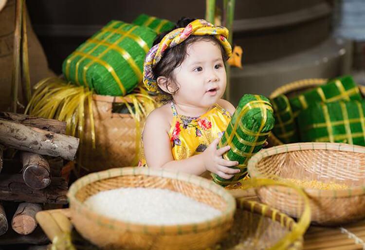 10 ý tưởng chụp ảnh dã ngoại cho bé