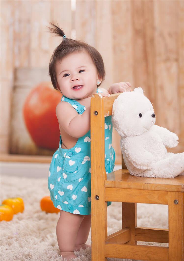 10 ý tưởng và trang phục chụp ảnh cho bé gái đẹp nhất