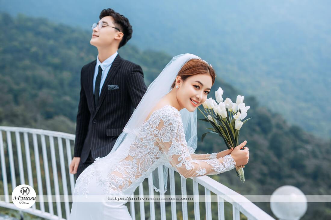 Album ảnh cưới đẹp tam đảo (Đức Anh Khánh Chi)