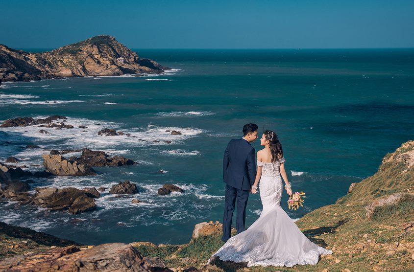 Top 5 địa điểm chụp ảnh cưới đẹp ở Quy Nhơn