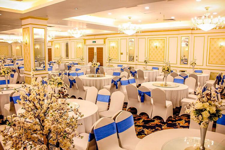 Top 10 trung tâm đặt tiệc cưới Hà Nội: View đẹp, Uy tín, chuyên nghiệp nhất