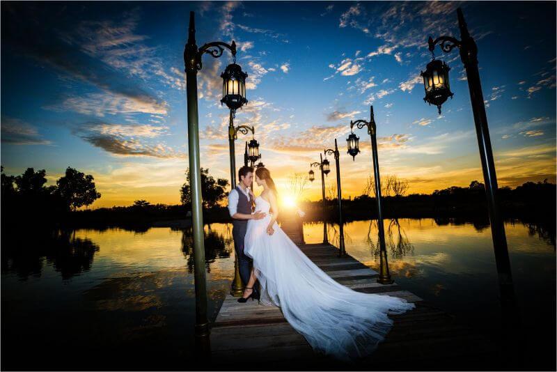 5 địa điểm chụp ảnh cưới siêu đẹp tại phim trường ở TP.HCM