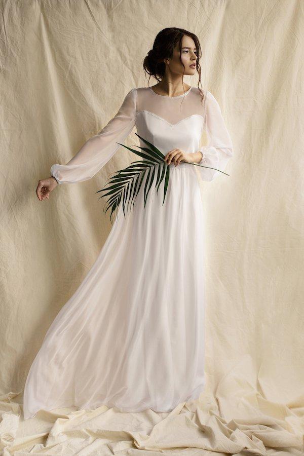 Cô dâu vai to muốn chọn được váy cưới như ý cần biết những quy tắc này