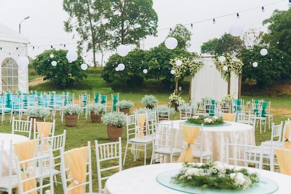 Chỉ cần nằm lòng 6 bước này để sẽ dễ dàng lên kế hoạch cho tiệc cưới
