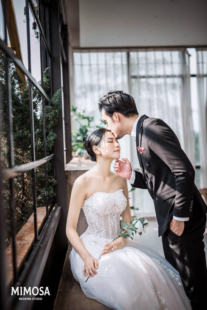 Bật mí studio chụp ảnh cưới đẹp ở Hà Nội