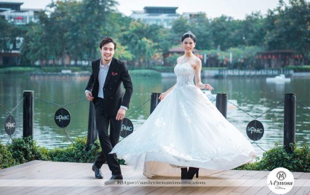 Những lý do cặp đôi nên chọn chụp ảnh cưới phim trường