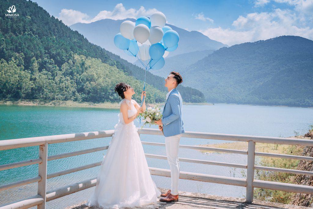 Album ảnh cưới đẹp Tam Đảo ( Tú Mai)
