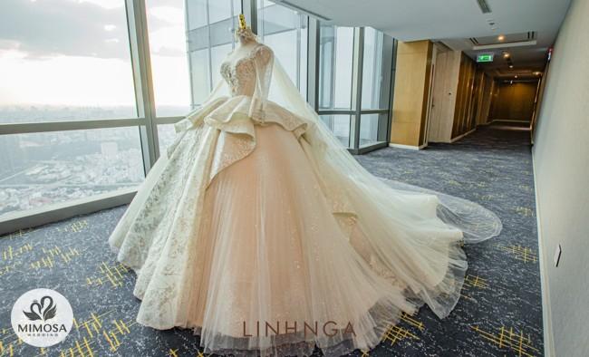 #133 Mẫu Áo Cưới – Váy Cưới Hàn Quốc Sang Trọng, Tinh Tế